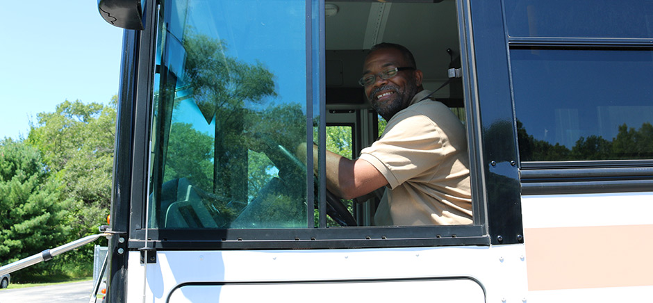 Pioneer Resources Bus Driver